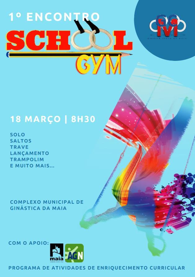 I Encontro School Gym